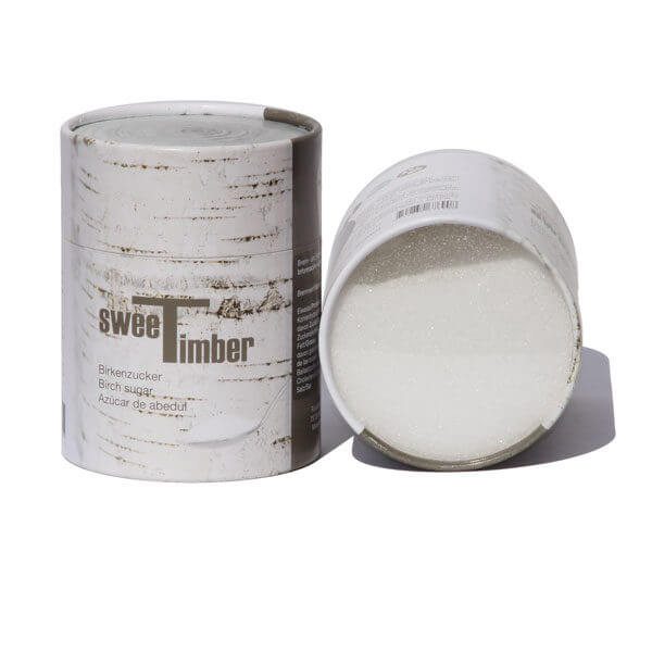 Xylitol Birch Sugar 400g Eco can SweeTimber® 1