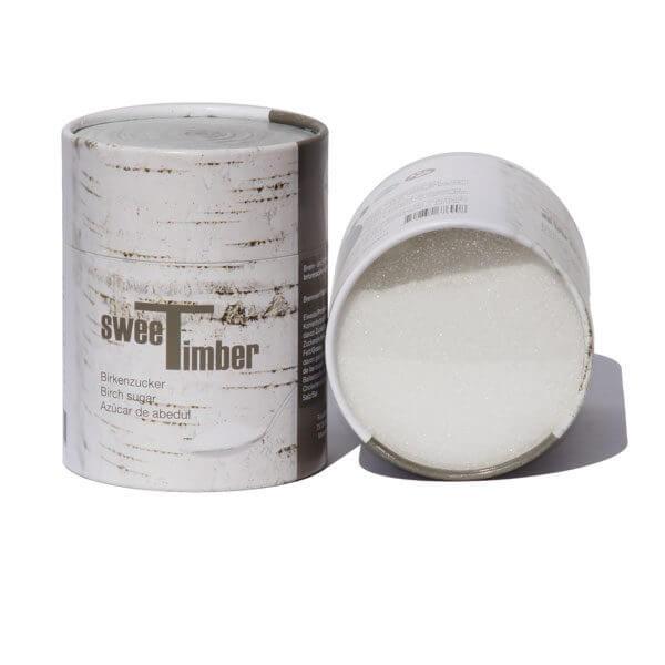Xylitol Birken Zucker 400g Öko box SweeTimber® 1